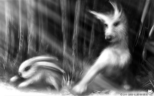 Night-hunt