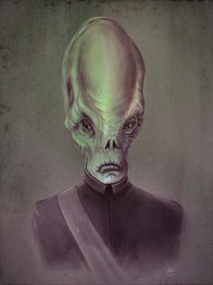 Alien-Commander