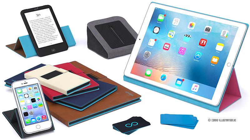 3D Produktvisualisierung Smartphone