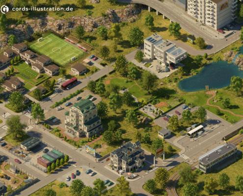 Landschaft+Gebäude-Browserspiel2