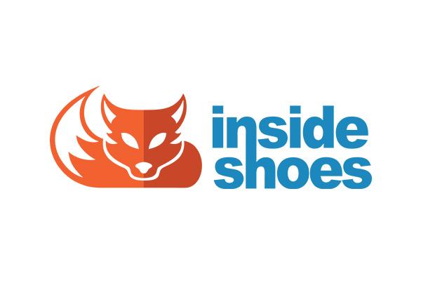 Logodesign für Inside Shoes