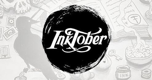 Inktober Blog
