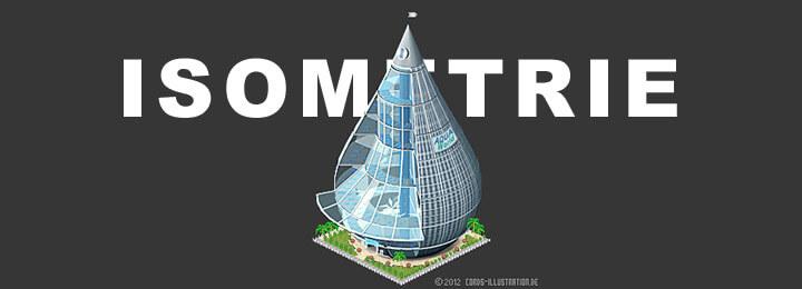 3dsMax Isometrie