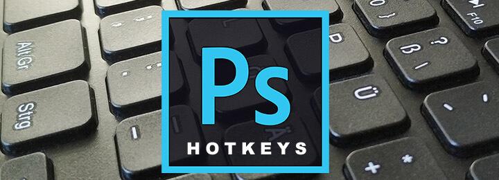 Photoshop Tastenkürzel