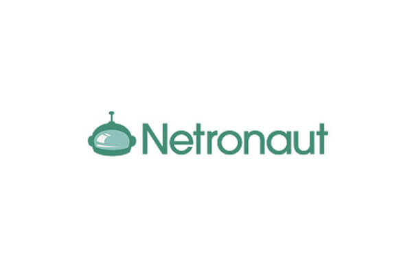 Logodesign für Netronaut