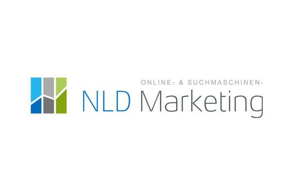 Logodesign für NLD-Marketing