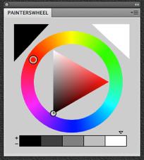 Painters Wheel
