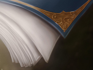 Detail 1 Buchausschnitt